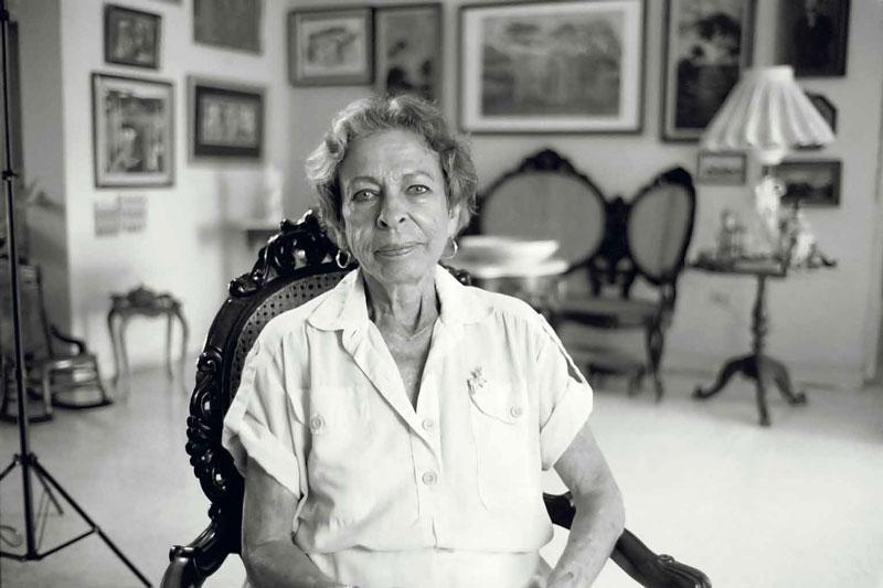 Dalia Soto madre de los otros 5 hijos.